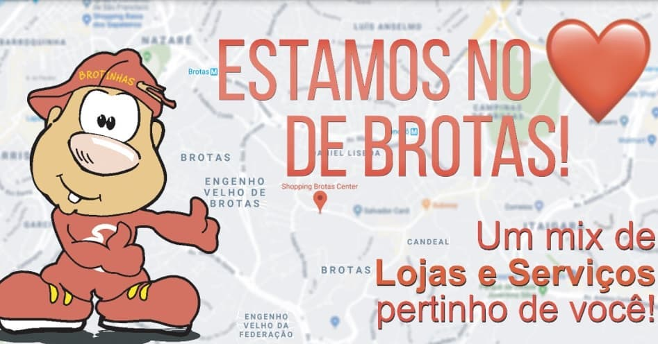 Brotascenter!